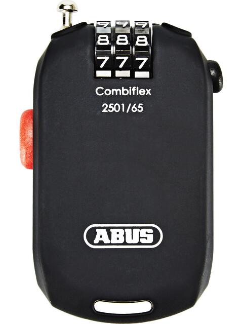 ABUS Combiflex 2501 Roll-Kabelschloss schwarz